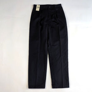 Lee Straight Fit Pleated 32 X 32 Navy Blue Pants
